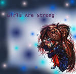 Abbi- Girls Are Strong by Queen-Asante