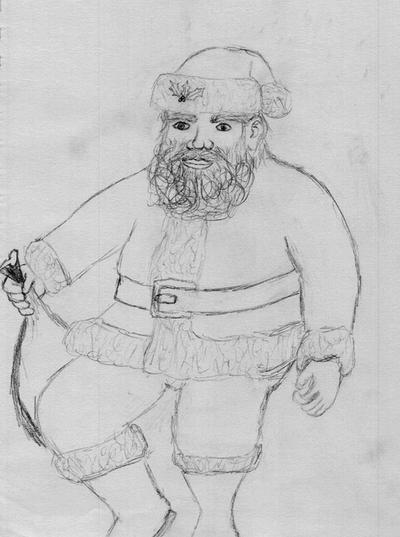 Santa by CDJam