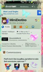 Wiiii 2 months by Mimi-Destino