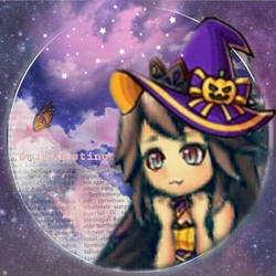 My icon for Instagram Unison League game Halloween