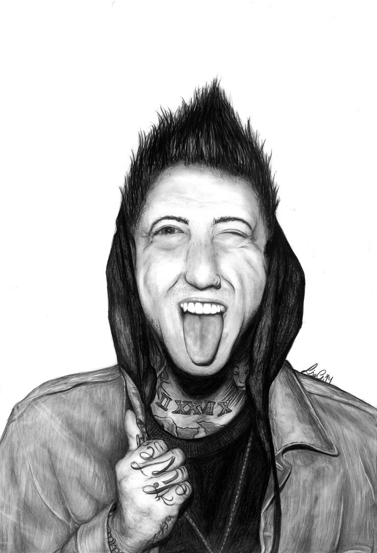 Austin carlile of mice and men by lisagilly on deviantart - Austin carlile wallpaper ...