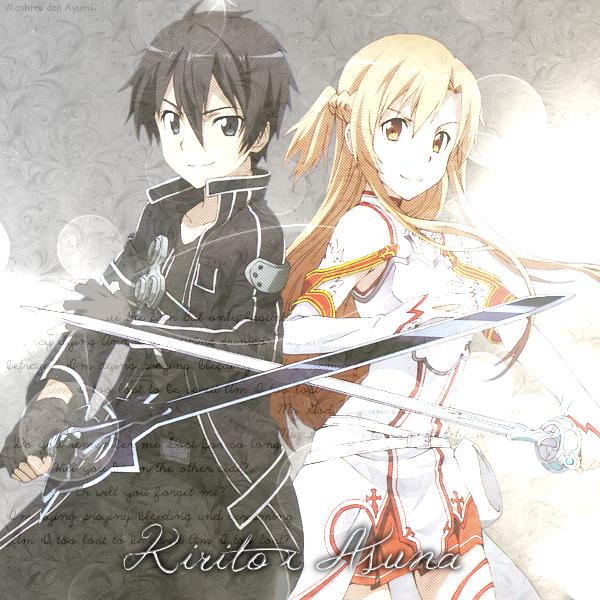 Kirito And Asuna Married Fanfiction