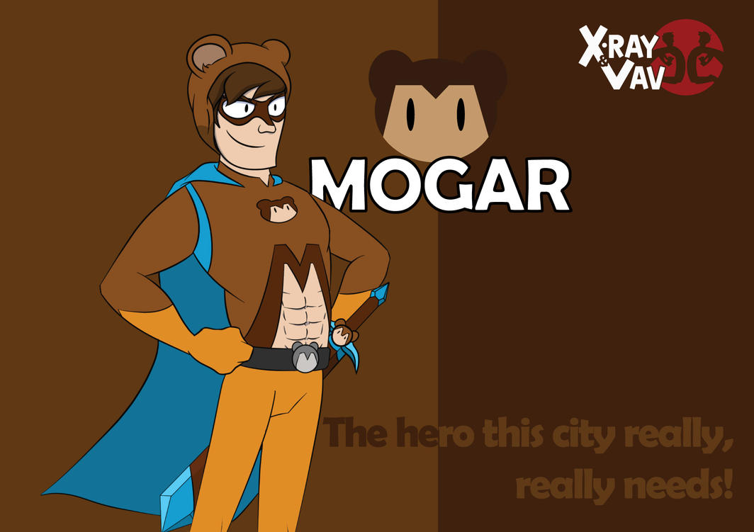 XRay and Vav: Mogar by IISuperSlothII