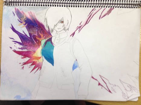 Impossible Touka WIP #4