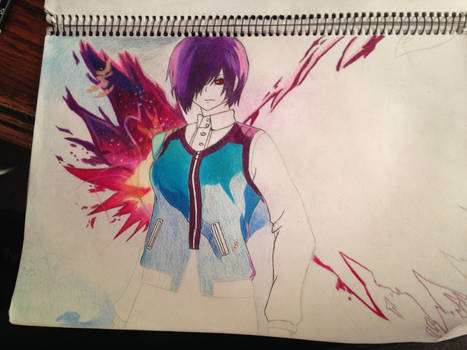 Impossible Touka WIP #5