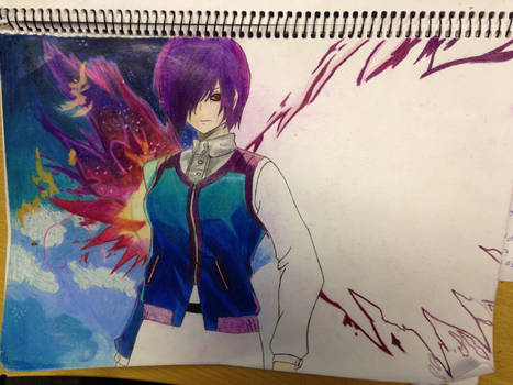 Impossible Touka WIP #8