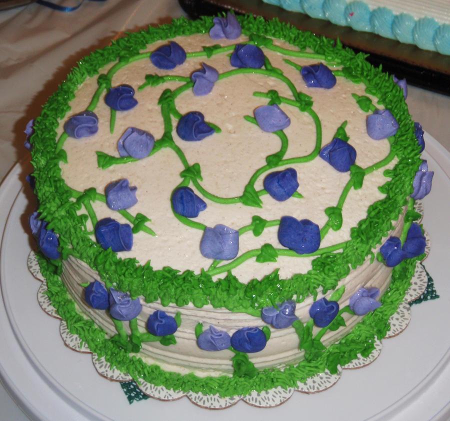 Boutique Cake Art Yarraville : A Midsummer Night s Cake by megalbagel on deviantART