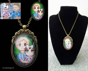 Necklace Commission example 2