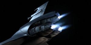 Viper engine flares