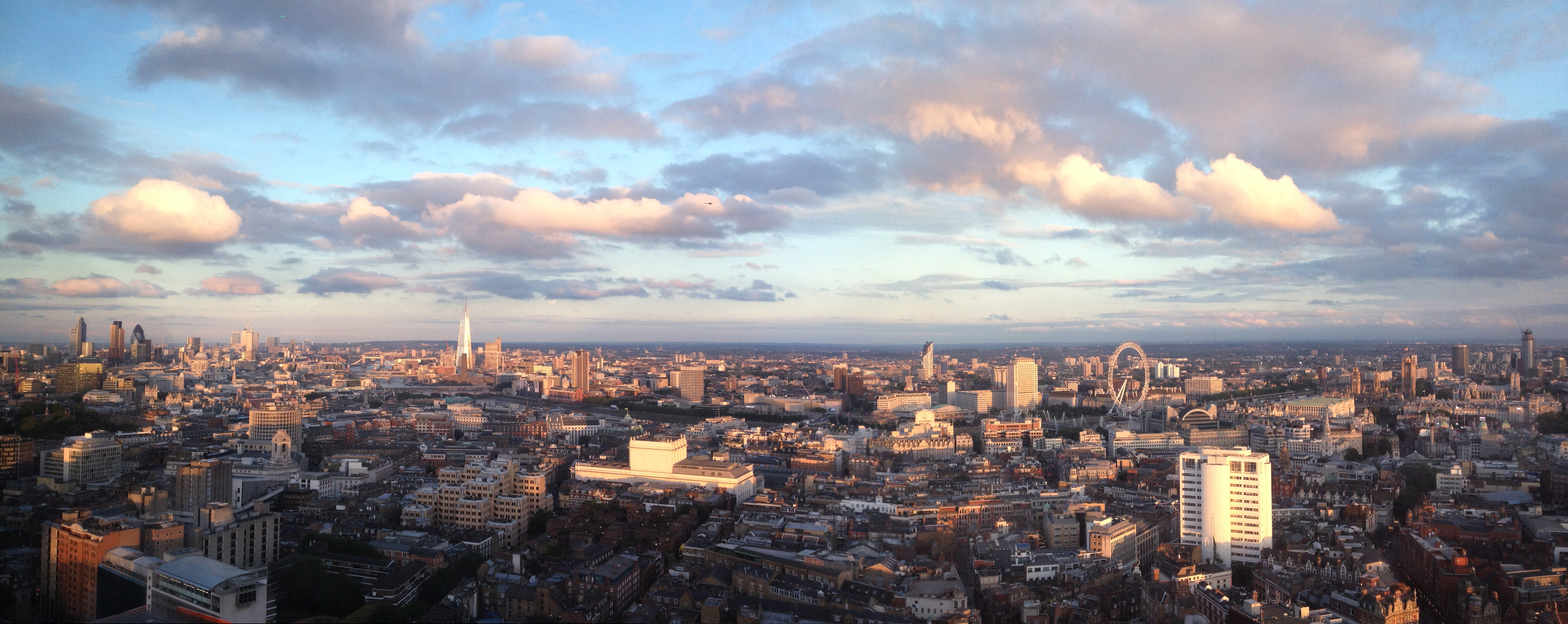 London Skyline by Snazz84