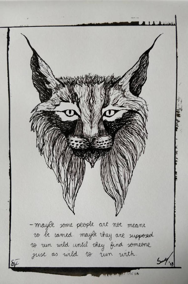 Wild thing by Smunten16