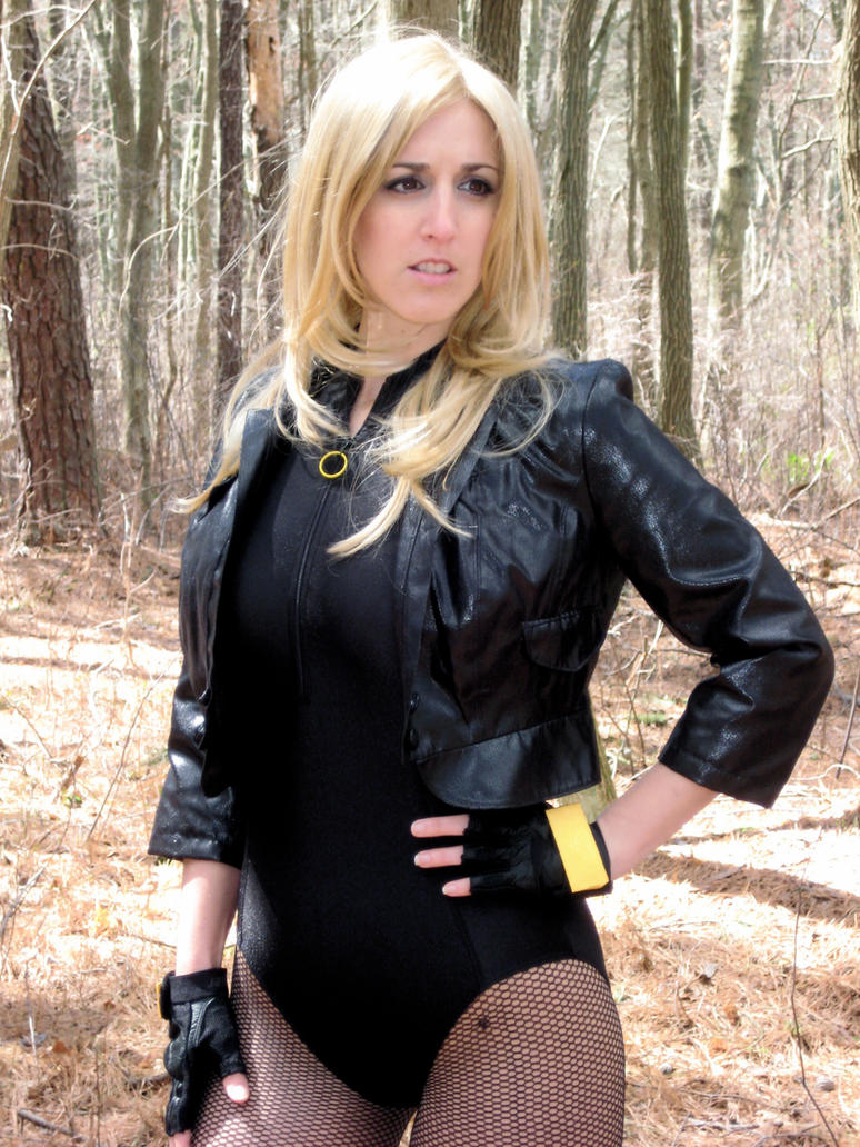 Black Canary by cosplaynut