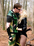 the Kiss by cosplaynut