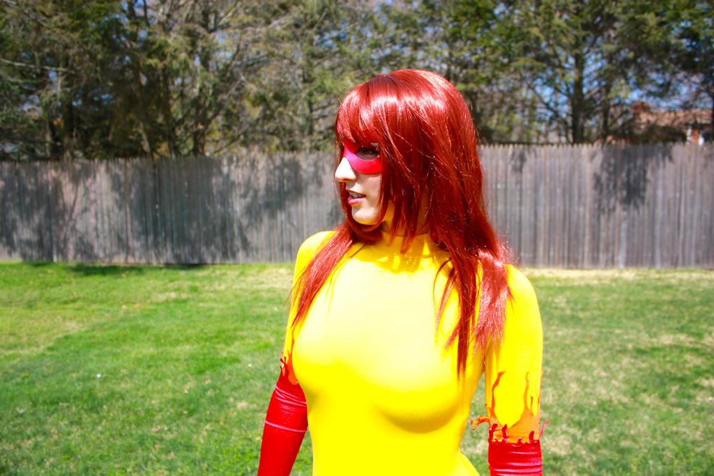 Firestar by cosplaynut