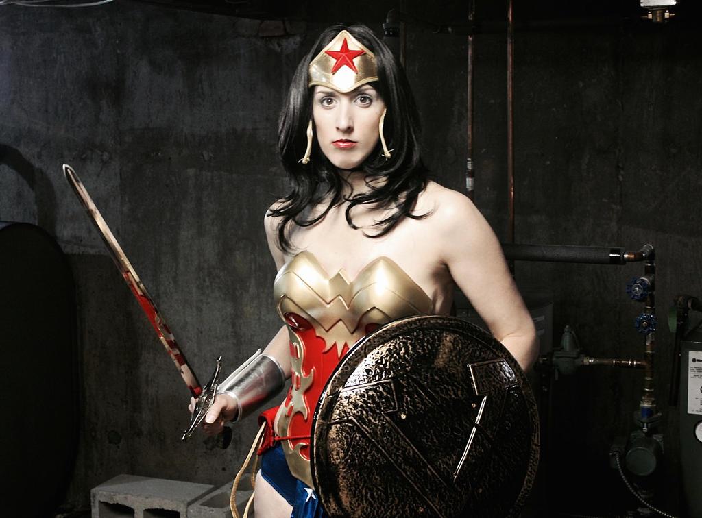 Wonder Woman Warrior