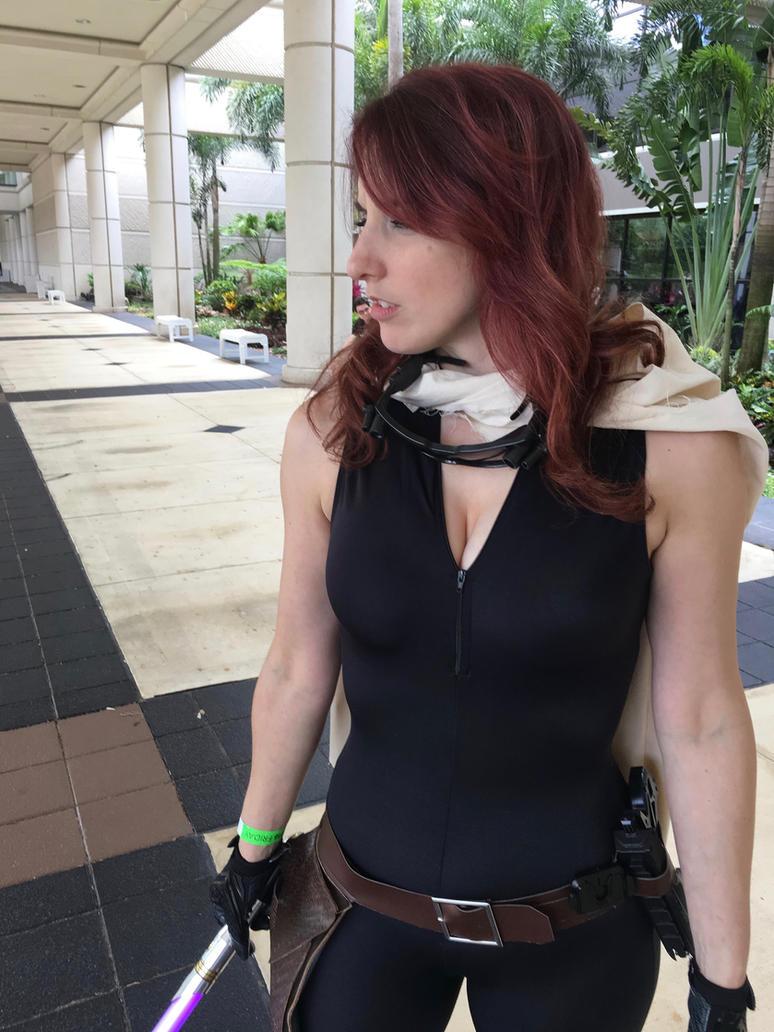 Mara Jade 2 by cosplaynut