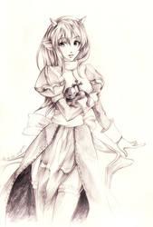 RO commission: Wishing Star by mokuren
