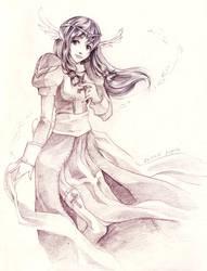 RO commission: Yi Zhi by mokuren