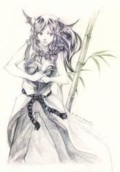 RO commission: Yi Zhi' by mokuren