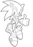 Collab-Sonic-Lineart