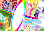 Friendship is Magic-Poster