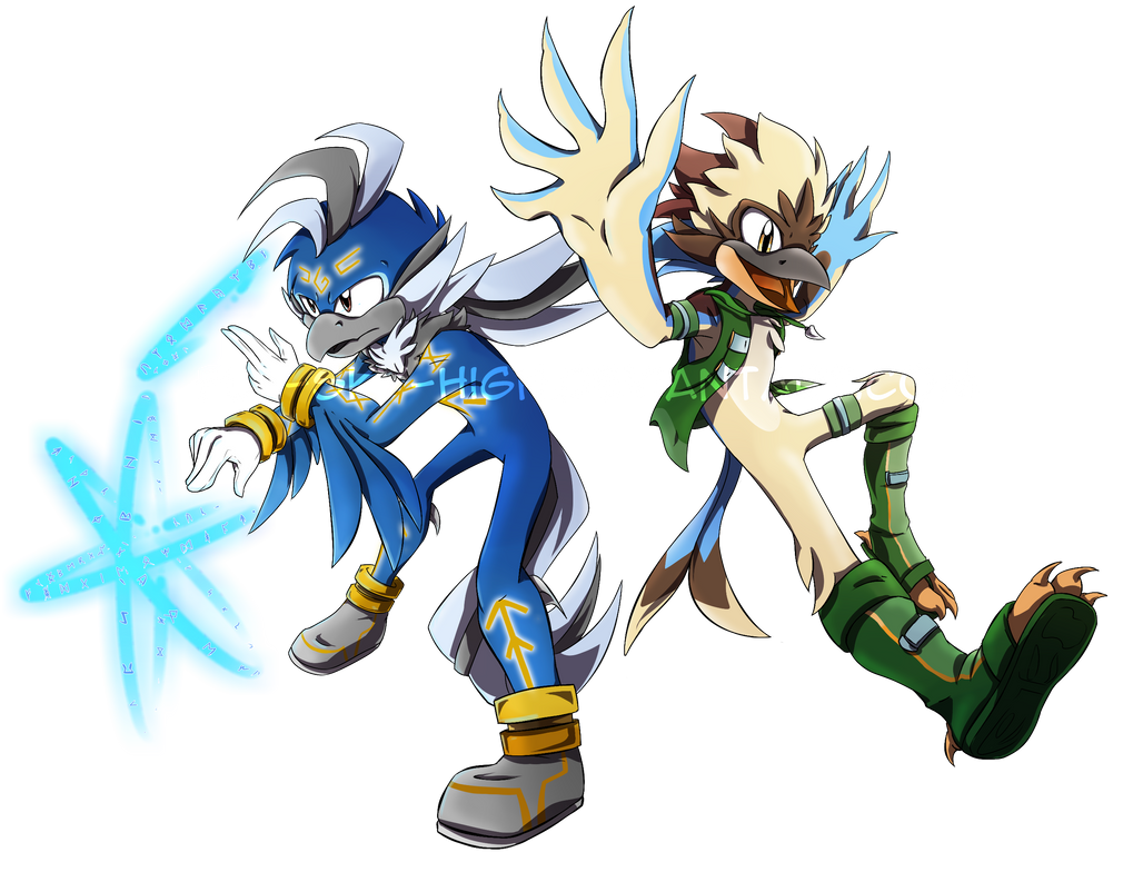 Comm: Feathered Fighters by Fly-Sky-High