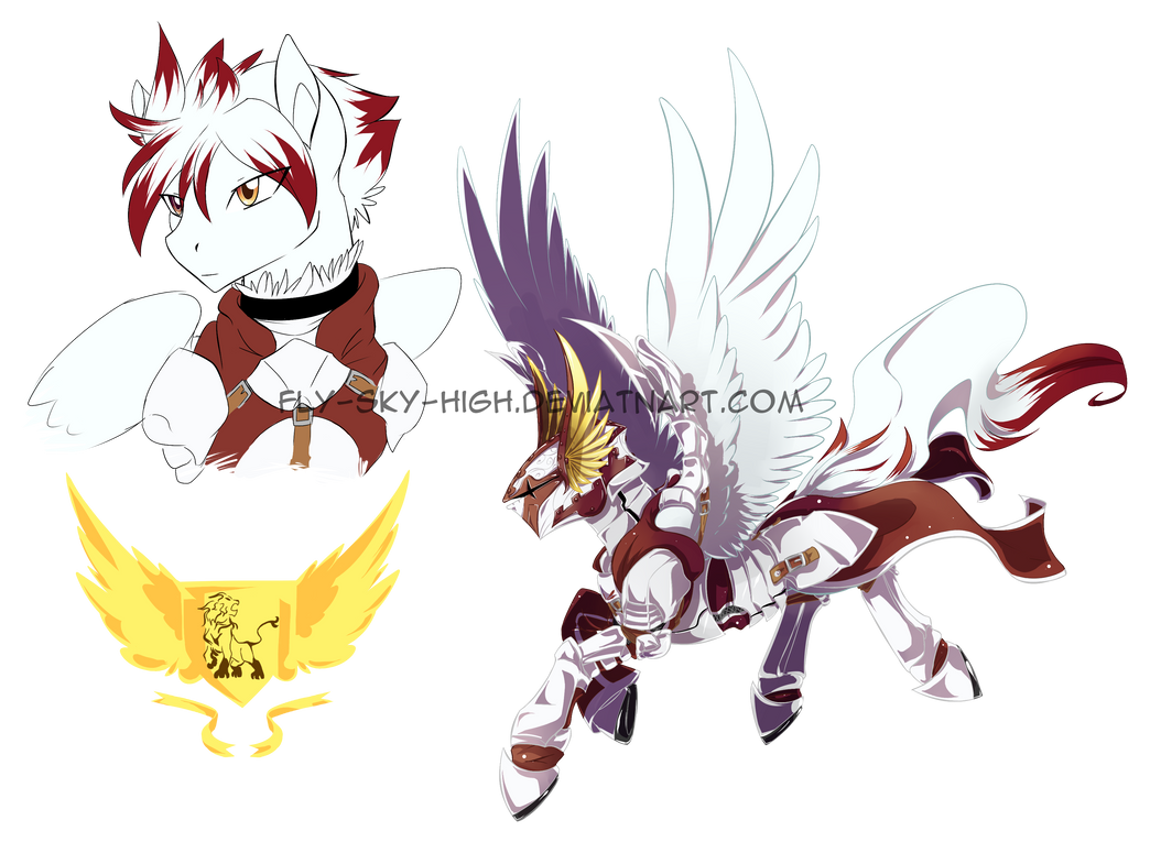 Comm: Virtus Vermilion by Fly-Sky-High