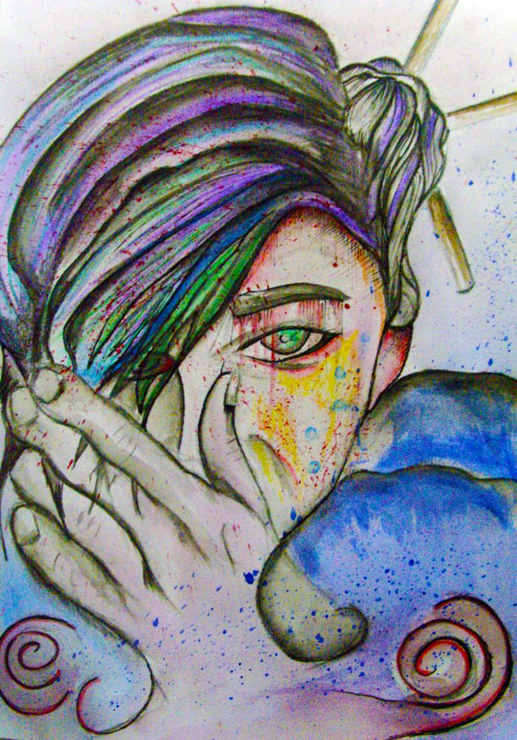 Portrait by art-master