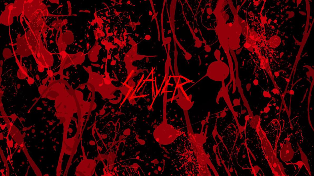 slayer wallpaper by demsauce on deviantart