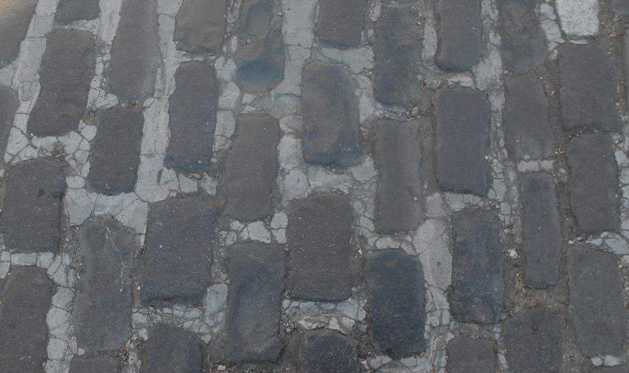 Stock: Cobblestone by Stock-By-Michelle