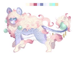 [Closed] AUCTION Adoptable by Draconeko