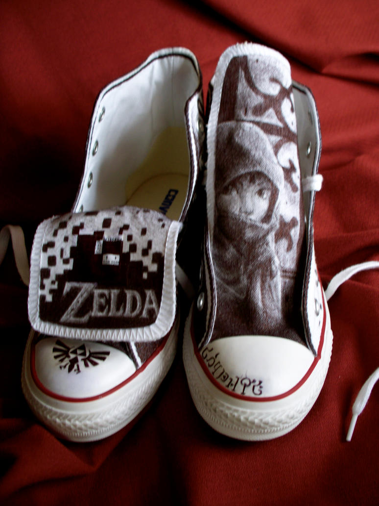 converse zelda