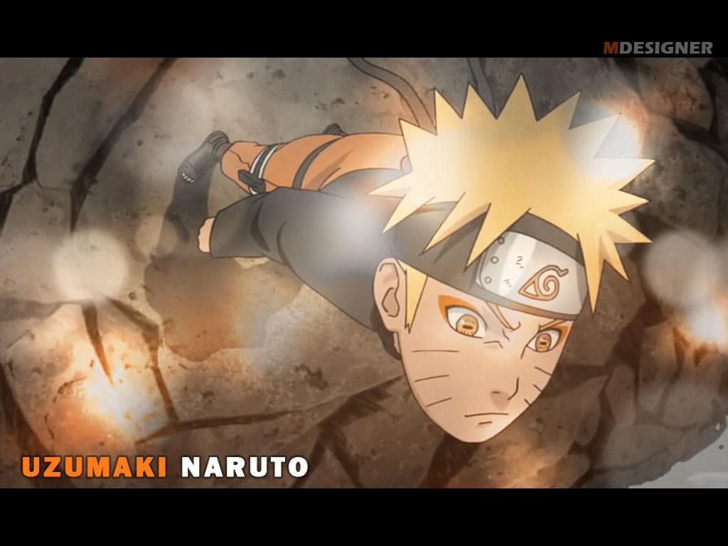 Serious Naruto wallpaper by EM3DI