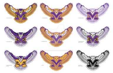 2020 Montcello Sage Owl Variants