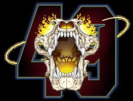 Wolf Skull-fullcolor for NeightWolf49