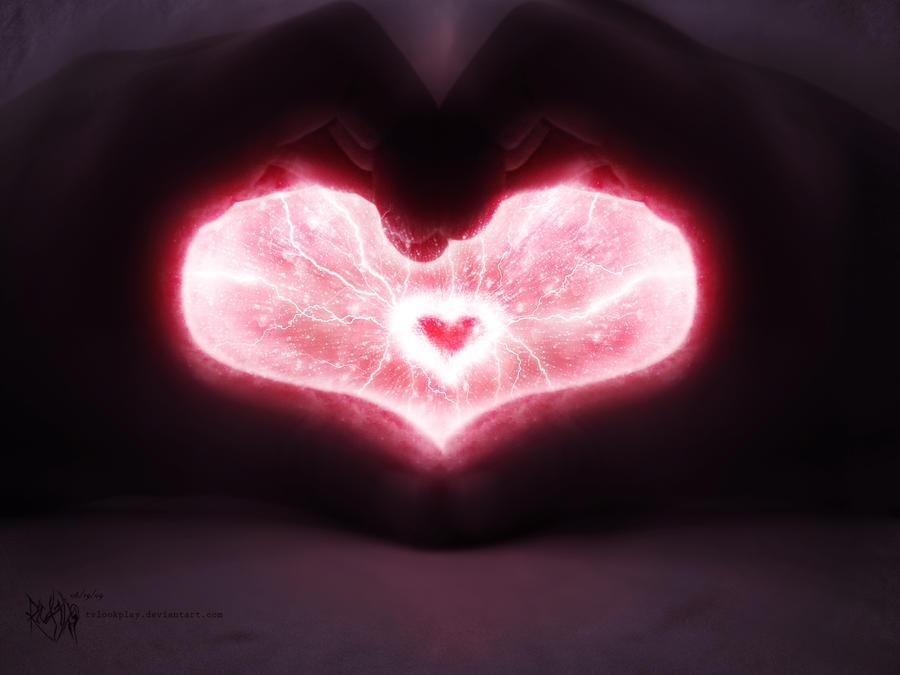 Love Heart by tvlookplay