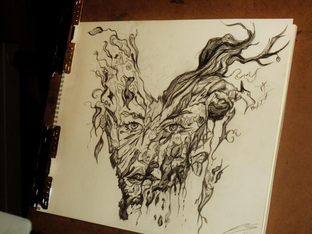 Creativity by tvlookplay