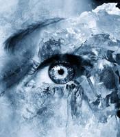 Eye Elements: Ice by tvlookplay