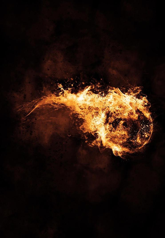 Fireball #2 by tvlookplay