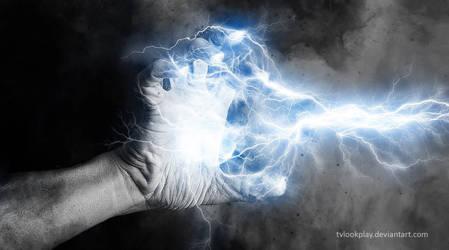 Hand Element: Channel Lightning