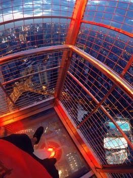 Chengdu sky tower