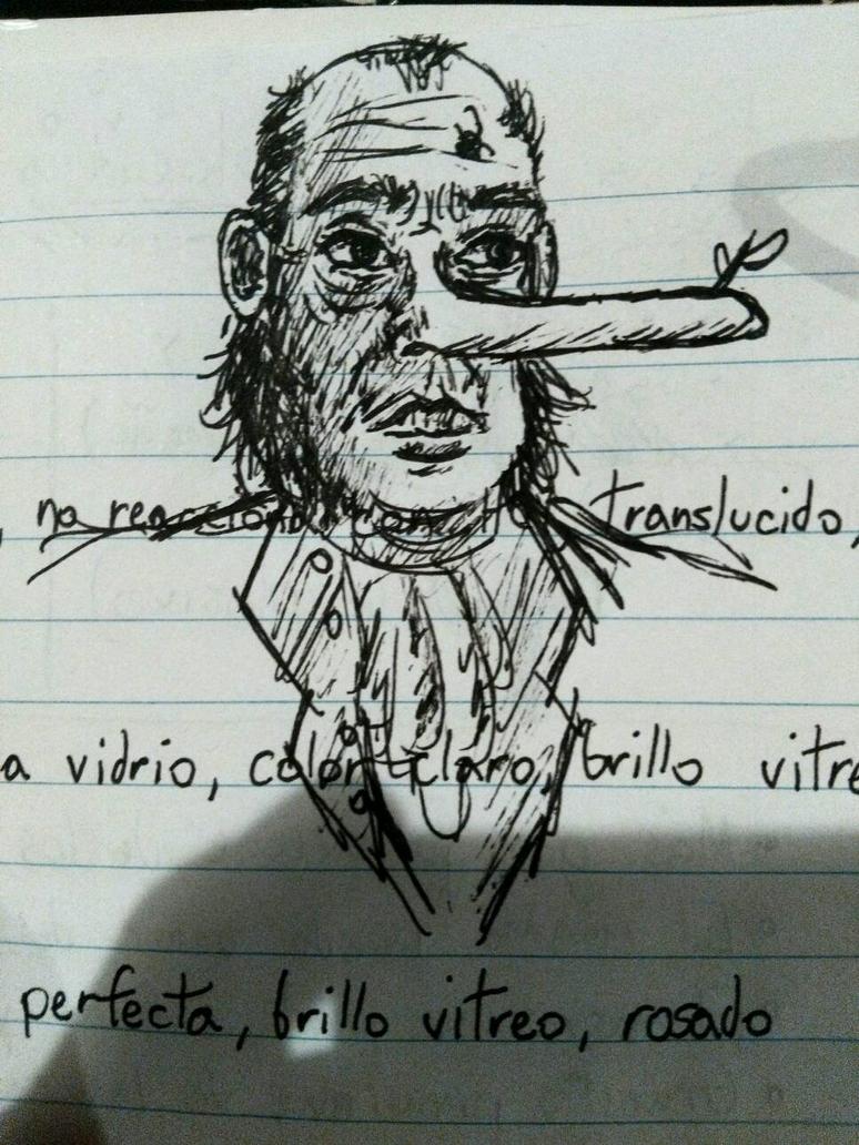 Doodle by garfaz