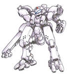 M-22A Cerberus Assault Mecha