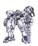 M-xx Arganac Prototype Mecha