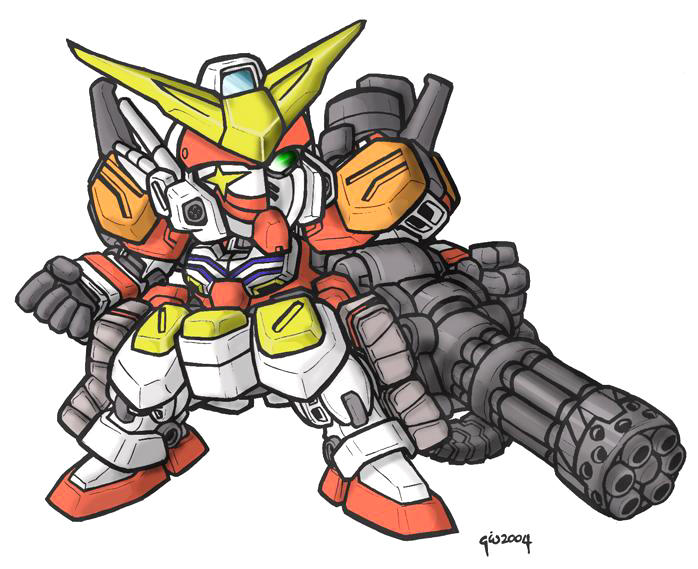 how to draw simple gundam