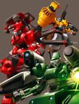 Blodia Variant Armor