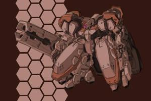 M-18 Juggernaut by MobileSuitGio
