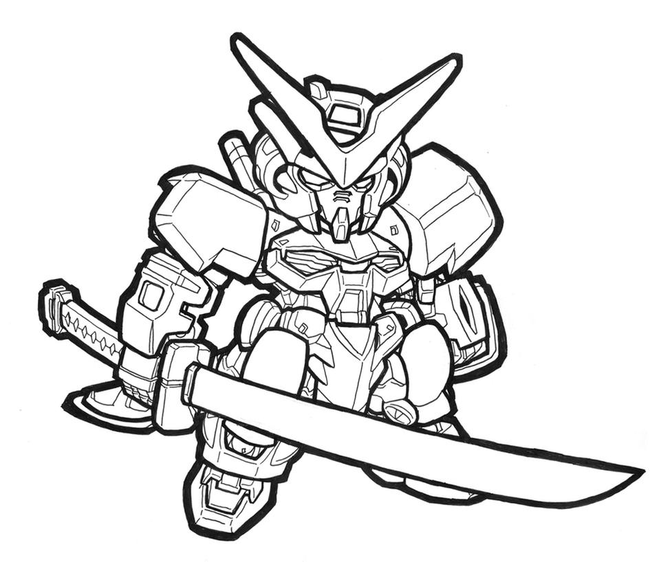 g gundam coloring pages - photo #44