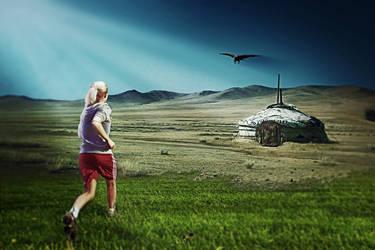 Run for Mongolia