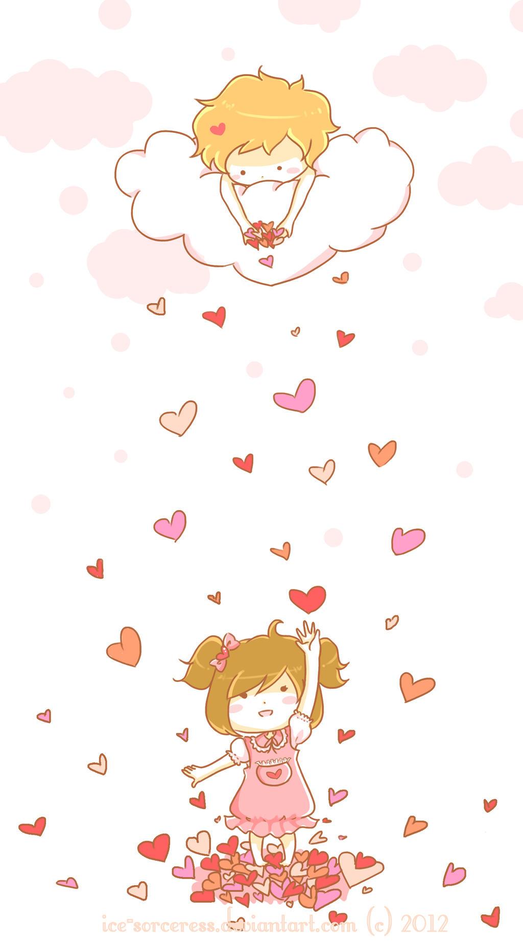 Happy Valentine's Day by MyEternalNight